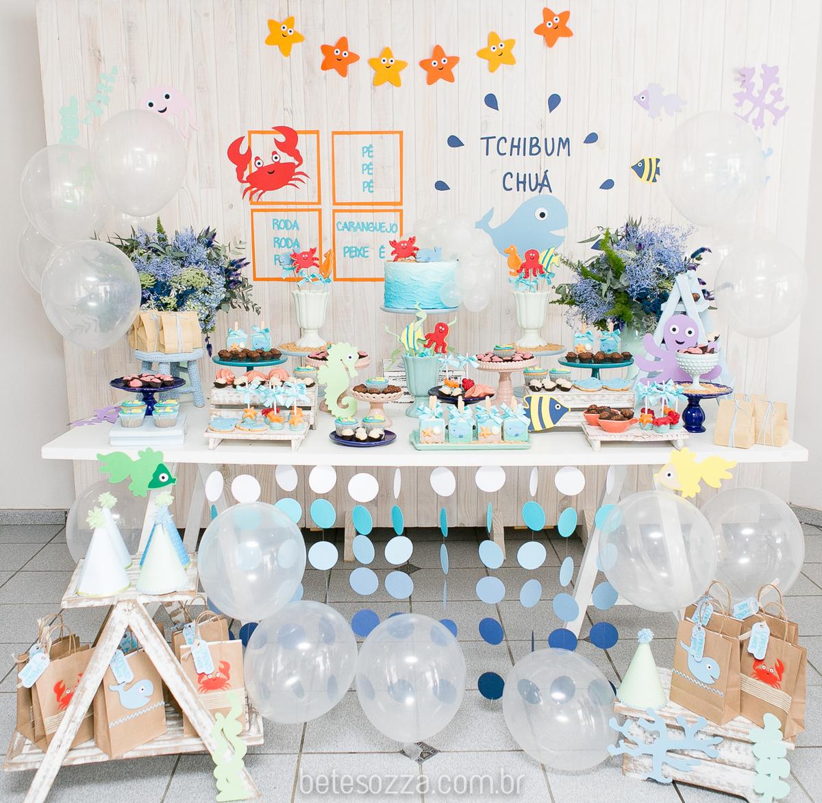 Imagem capa - Falando sobre Festas Infantis por ELISABETE SOZZA