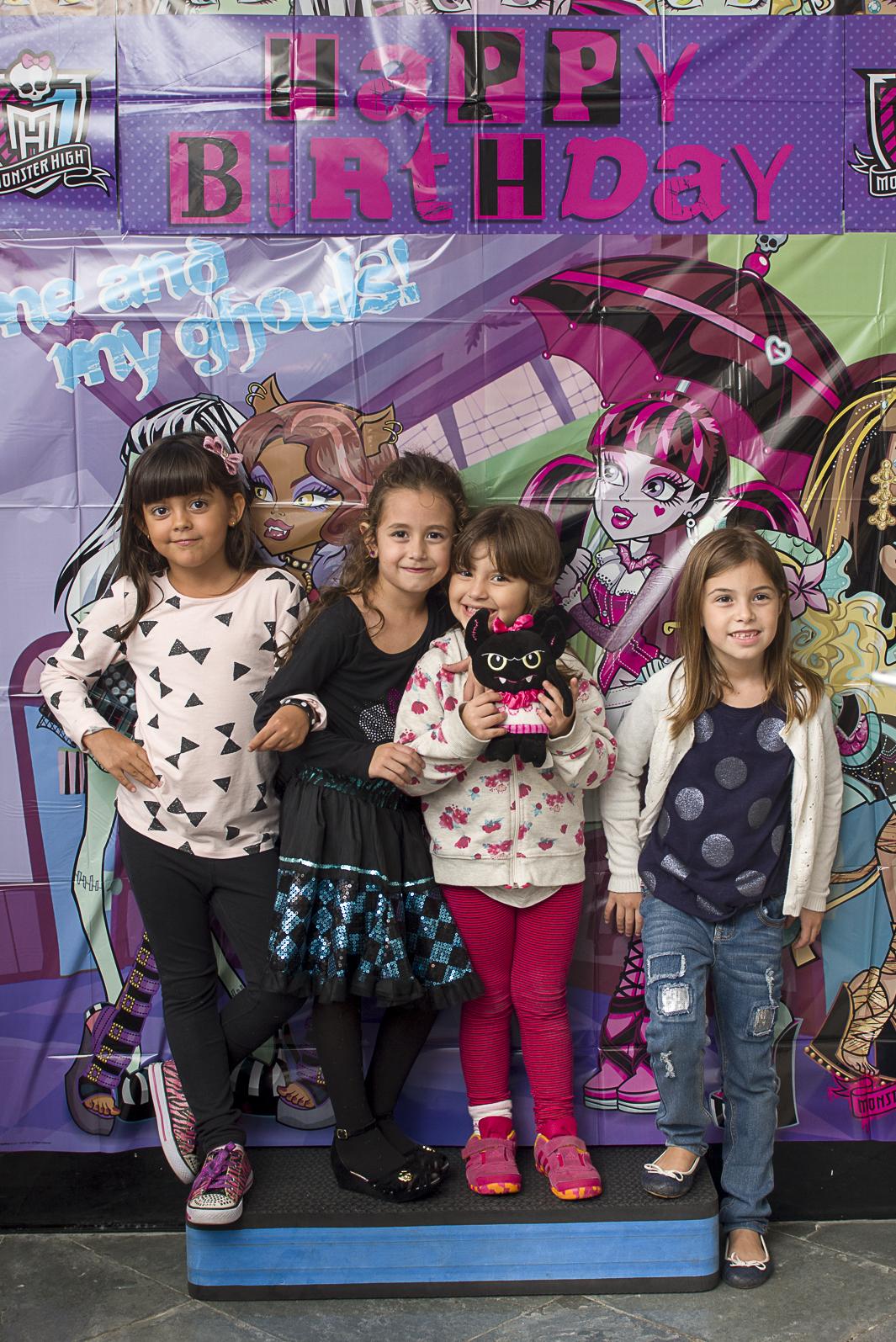 Painel Monster High RJ