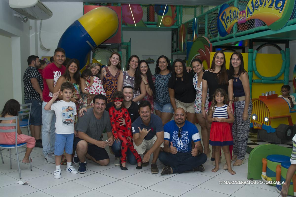 fotografia de festa infantil no rj