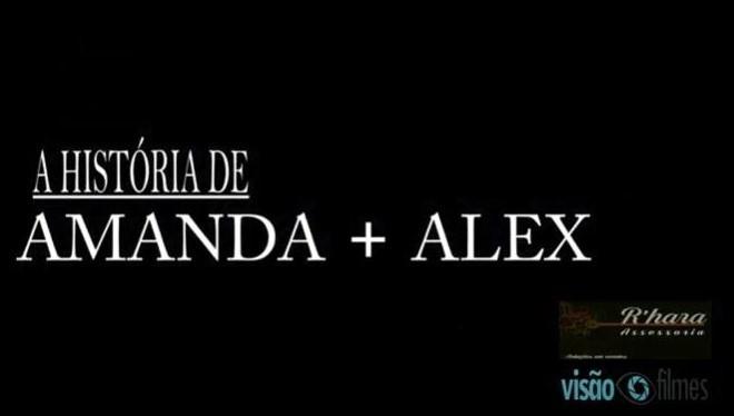Imagem capa - Amanda e Alex - Musica + Love Story por Grupo Rhara
