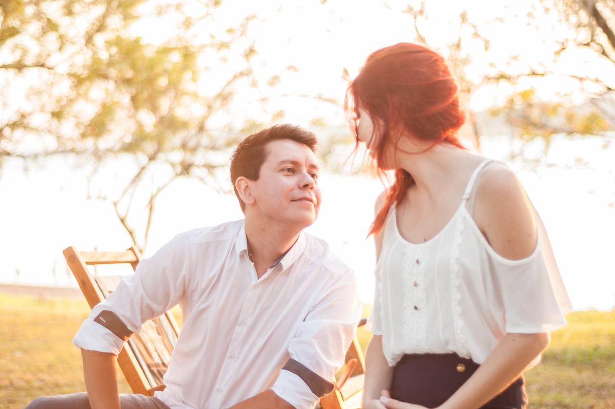 Pré Wedding Jessica & Willians na Capela das Graças