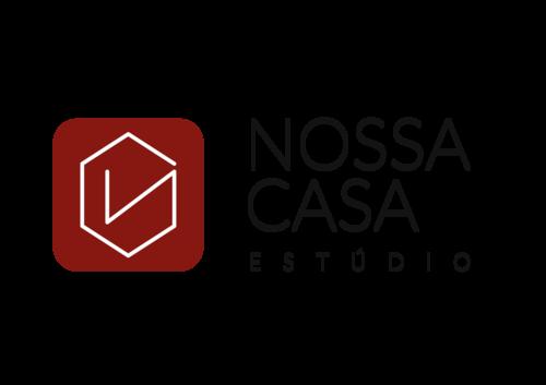 Logotipo de Nossa Casa Estúdio Fotografia de Casamento Rio de Janeiro