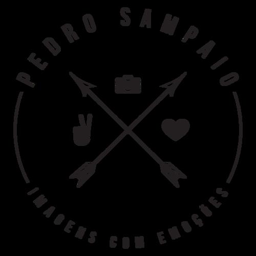 Logotipo de Pedro Sampaio - Imagens com emoções