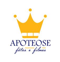 Logotipo de Apoteose Fotos e Filmes