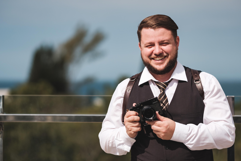 Sobre Junior Schmitt - Fotógrafo de casamentos Florianópolis - SC