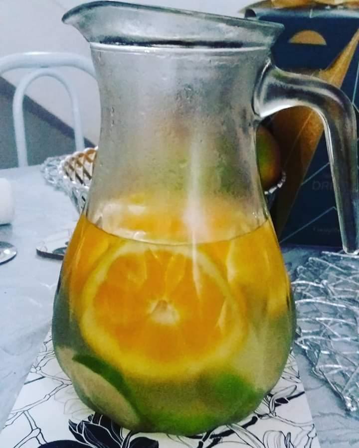 Imagem capa - Água Saborizada por Nutricionista Arlete Cristina Carvalho