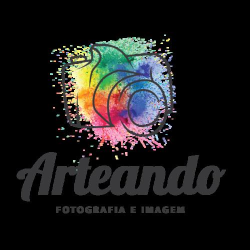Logotipo de Arteando - Julia Salles