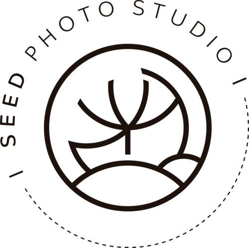 Logotipo de Seed Photo Studio