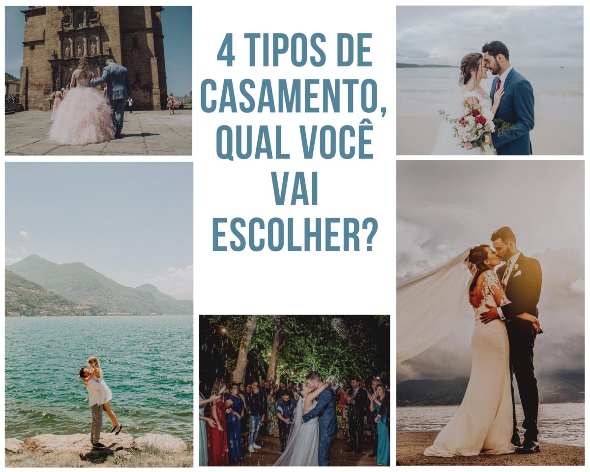 Imagem capa - Conheça 4 tipos que casamento, qual você vai escolher? por Rafael Hanson
