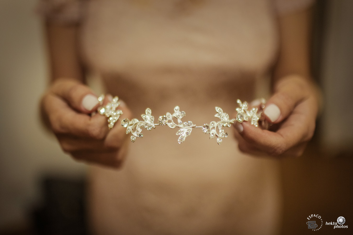 coroa arranjo de cabelo noiva goiania mansao jao