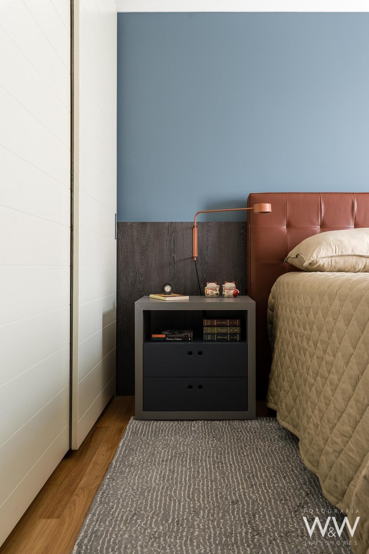 Imagem capa - Como sair do lugar comum na decoração do quarto? por Erika waldmann
