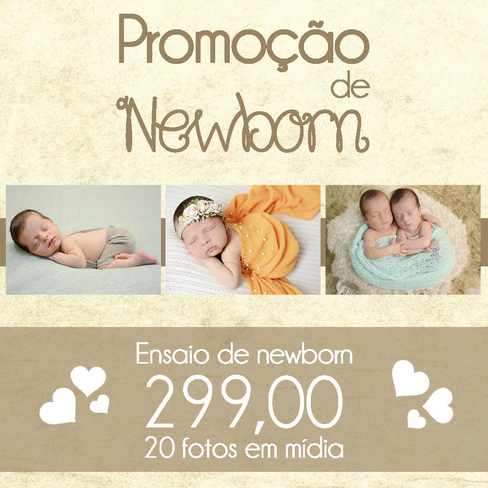 Imagem capa - Ensaio Newborn Promoção por Leandro Latini Veiga