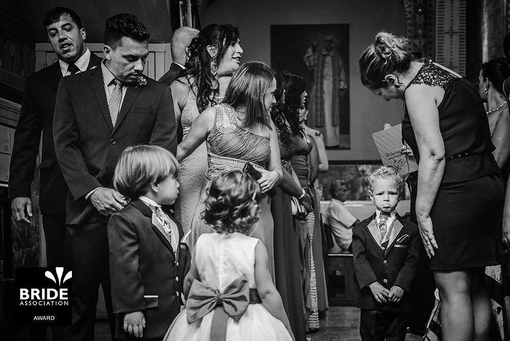 Imagem capa - Mais uma fotografia premiada pela Bride Association por Cleber Roberto de Almeida Junior