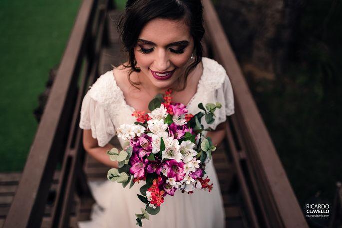 Imagem capa - Espontaneidade, felicidade, irreverência: três fatores chave para ter fotos de casamento incríveis por Ricardo Clavello