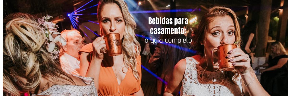 Imagem capa - Bebidas para casamento: o guia completo para ter o bar perfeito por Ricardo Clavello