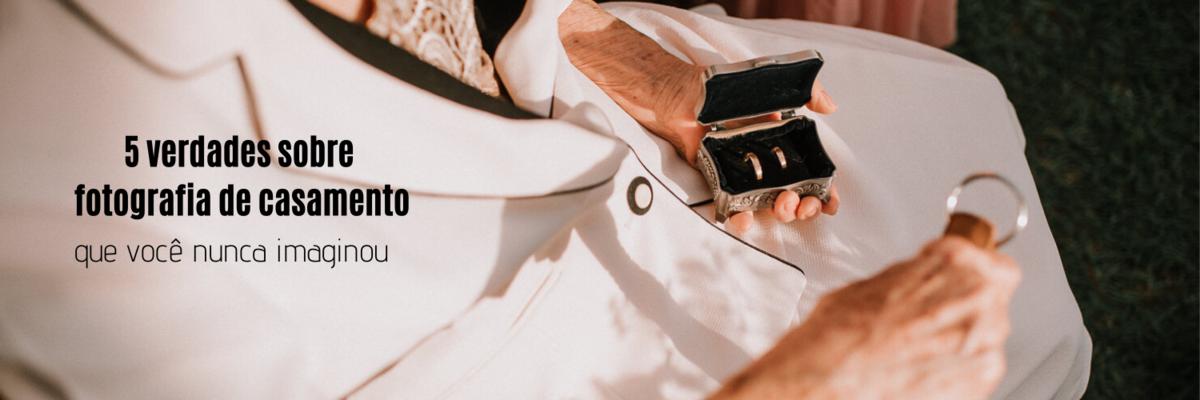 Imagem capa - 5 verdades sobre fotografia de casamento que você nunca imaginou  por Ricardo Clavello
