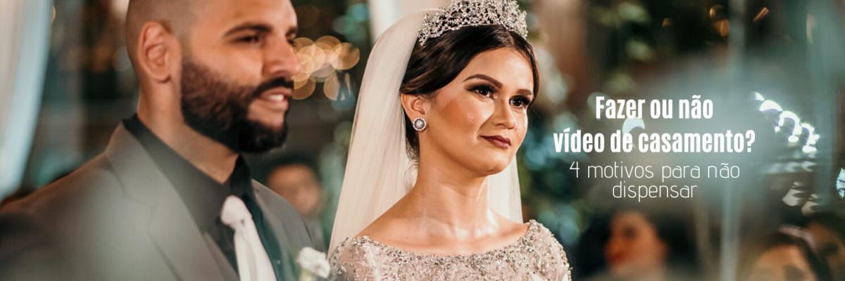 Imagem capa - Fazer ou não vídeo de casamento? 4 motivos para não dispensar por Clavello Produtora Audiovisual