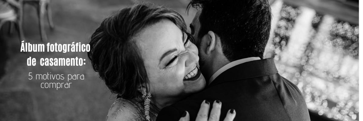 Imagem capa - 5 motivos para comprar um álbum fotográfico do seu casamento por Ricardo Clavello