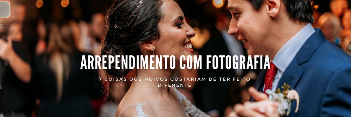 Imagem capa - 7 arrependimentos em fotografia de casamento que muitos casais têm por Ricardo Clavello