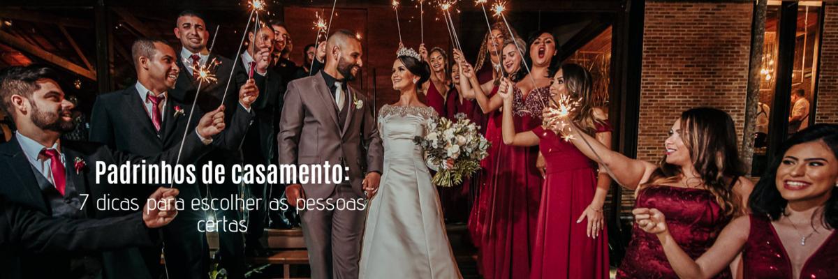Imagem capa - Padrinhos de casamento: 7 dicas para escolher as pessoas certas por Ricardo Clavello