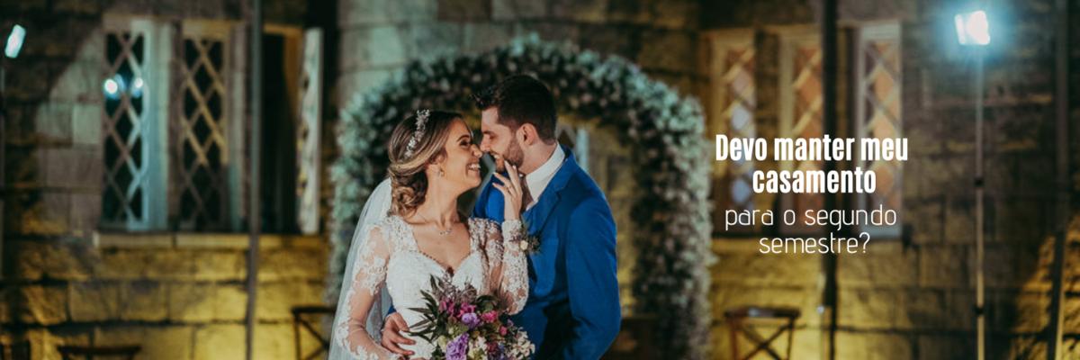 Imagem capa - Devo manter meu casamento para o segundo semestre de 2020? por Ricardo Clavello