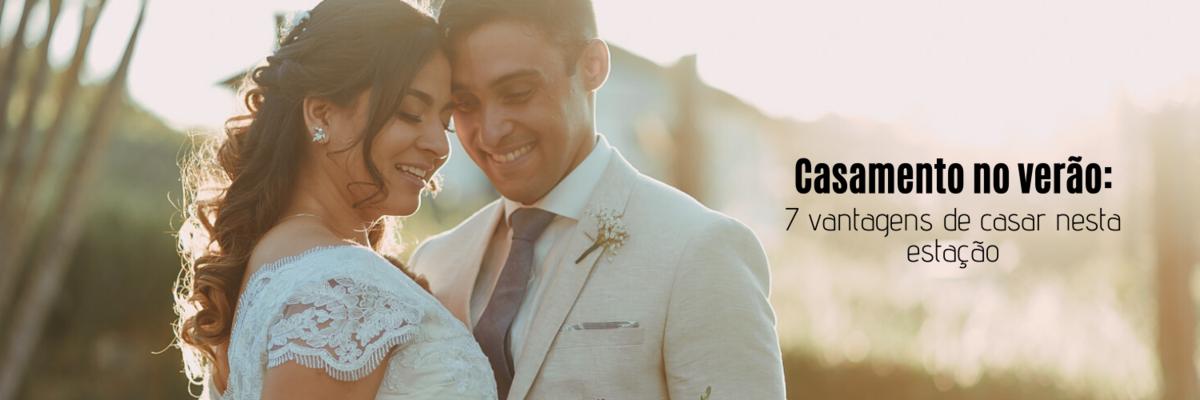 Imagem capa - Casamento no verão: 7 vantagens de casar nesta estação por Ricardo Clavello