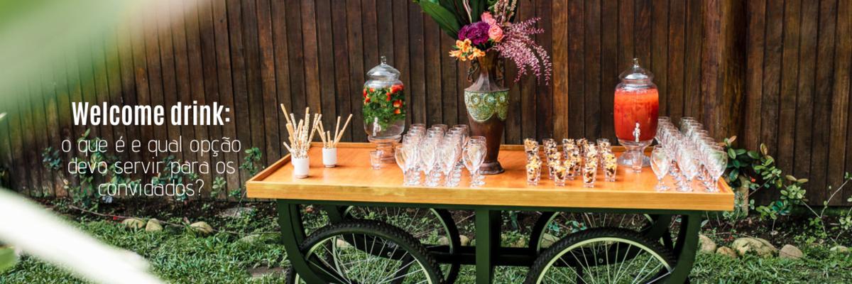 Imagem capa - Welcome drink: o que é e qual opção devo servir para os convidados? por Ricardo Clavello