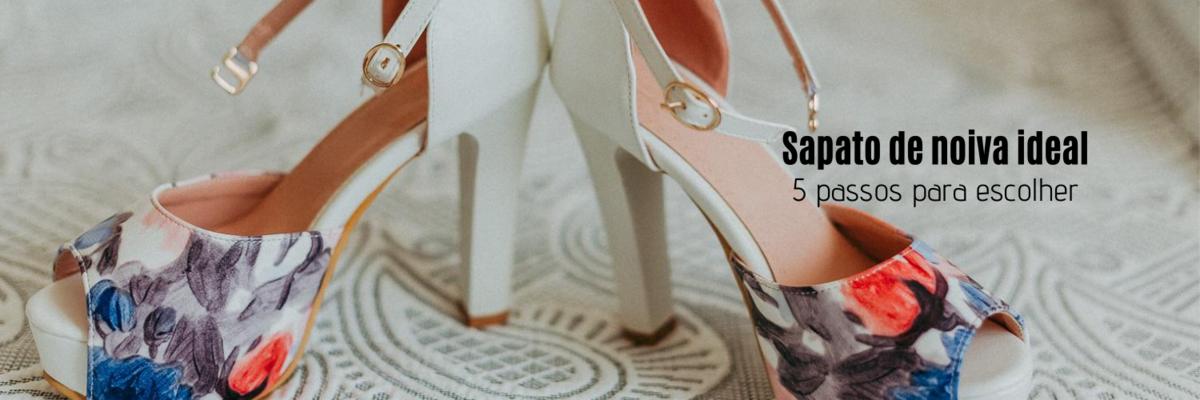 Imagem capa - 5 passos essenciais para escolher o sapato de noiva ideal por Ricardo Clavello