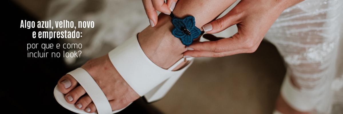 Imagem capa - Por que e como incluir algo azul, velho, novo e emprestado no look? por Ricardo Clavello