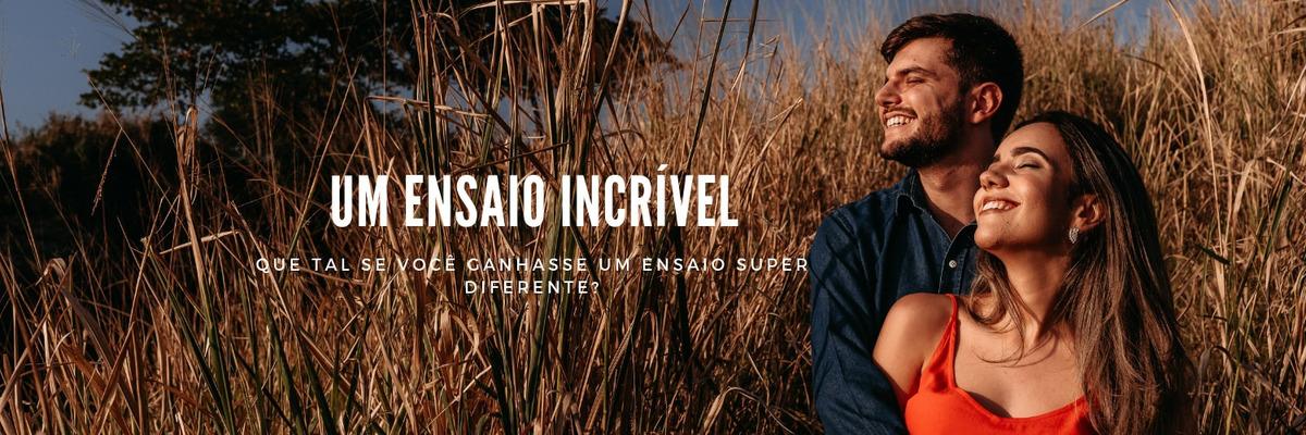 Imagem capa - Que tal ganhar um ensaio incrível? por Ricardo Clavello