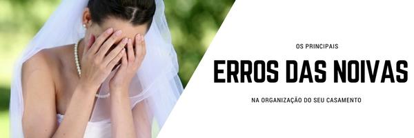 Imagem capa - Os Principais Erros que as Noivas Cometem na Organização do seu Casamento por Ricardo Clavello