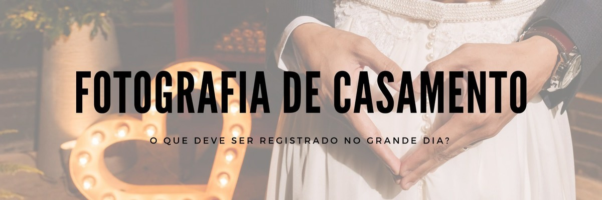 Imagem capa - Fotos de casamento: o que deve ser registrado no grande dia? por Ricardo Clavello