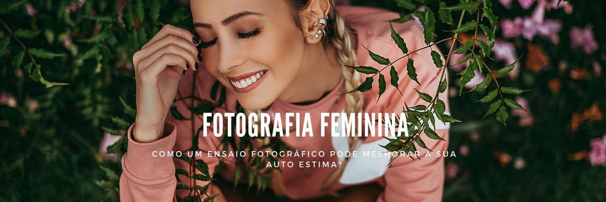 Imagem capa - Como um ensaio fotográfico pode elevar a autoestima feminina? por Ricardo Clavello
