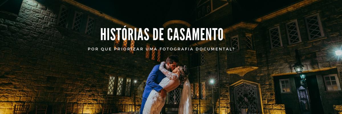 Imagem capa - Por que priorizar a fotografia que conta histórias de casamento? por Ricardo Clavello