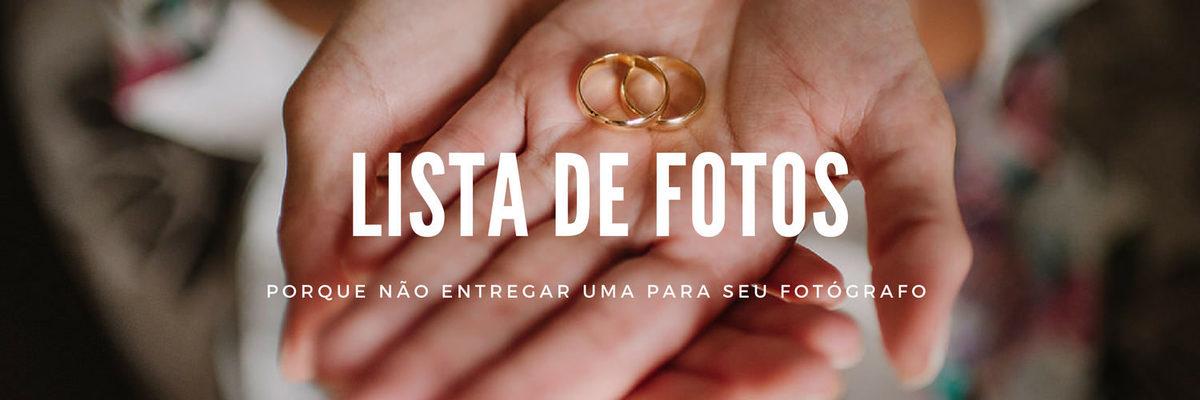 Imagem capa - Jamais dê ao seu fotógrafo uma lista de fotos para casamento! por Ricardo Clavello
