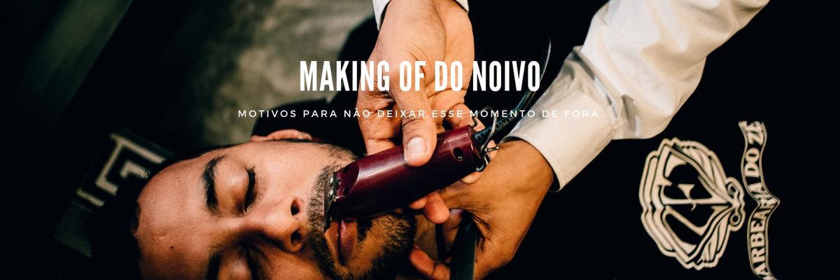 Imagem capa - 5 motivos para fazer o making of do noivo no dia do casamento por Ricardo Clavello