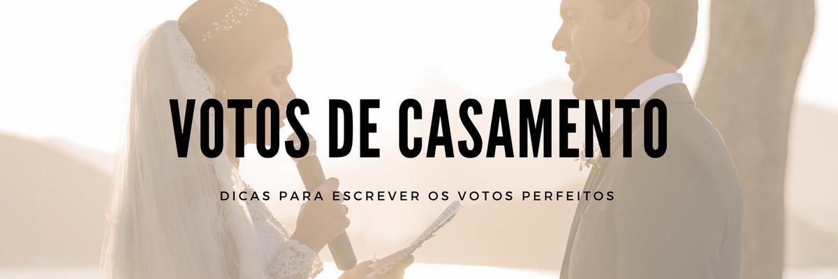 Imagem capa - Votos do casamento: 7 dicas para escrever o discurso perfeito por Ricardo Clavello