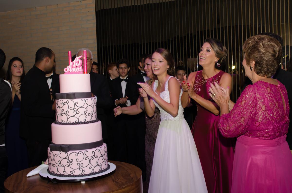 Parabéns!! Fotos da Marina 15 Fotografia de debutante em São Paulo SP Buffet Villa Bisutti