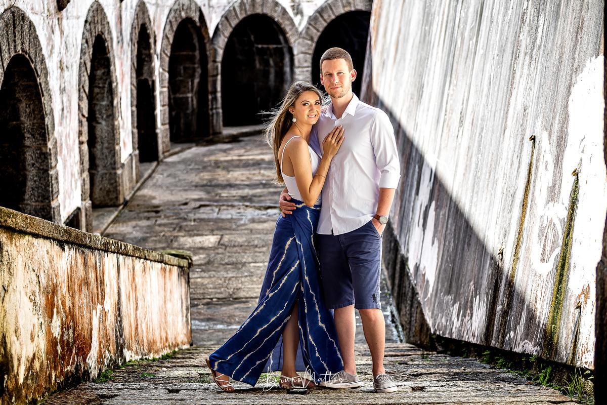 Imagem capa - Ensaio Pré Casamento Experience - Nathalia e Pedro por Bruno Mattos Fotografia