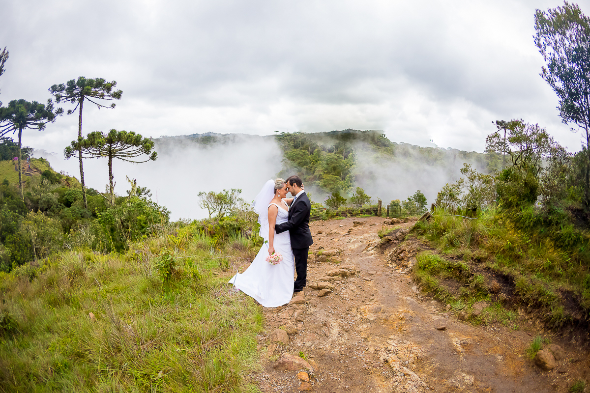 Ensaio Pré Wedding - Marcela & William - Cambará do Sul - Rs