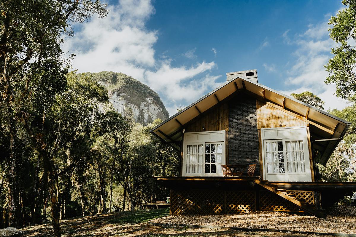 Imagem capa - Visitamos a Pousada Vale dos Ventos - Cabana Nó de Pinho por Willian Pereira