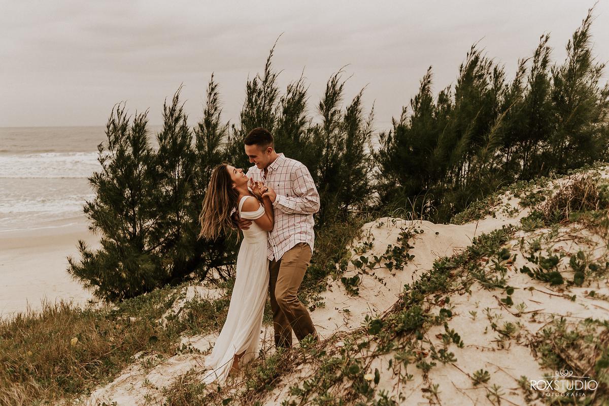 Imagem capa - Pré Wedding na Praia do Rosa - Nathalia e Tristan por Willian Pereira