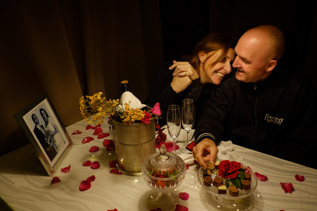 Imagem capa - Os recém-casados há 25 anos - Mariana e Everton por Lauro Maeda