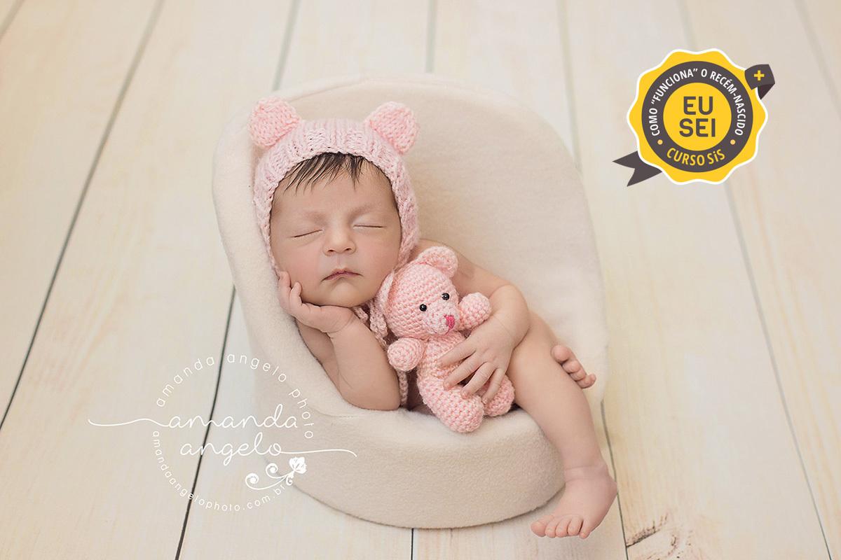 Imagem capa - Newborn com a dupla Sis Foto & Design por Amanda Angelo