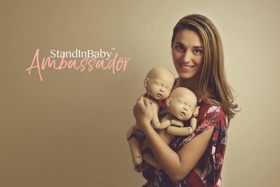 Imagem capa - Eu, Embaixadora da StandInBaby no Brasil por Estúdio Amanda Angelo Photo