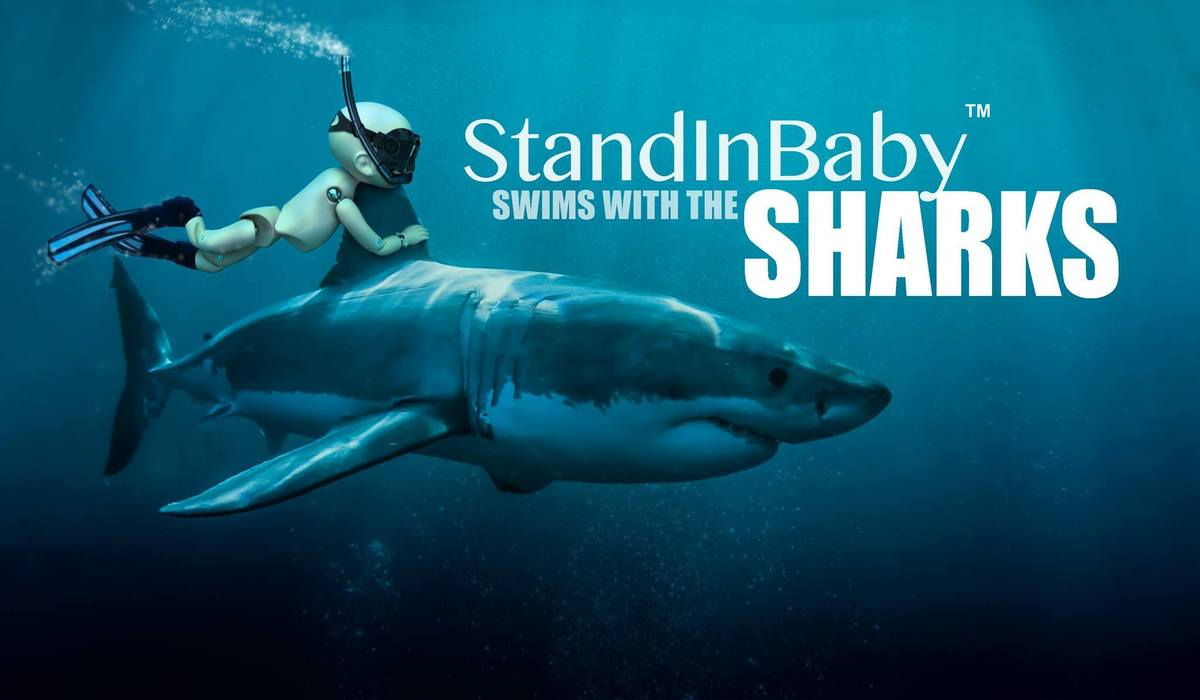 Imagem capa - StandInBaby no Reality Show Shark Tank  por Estúdio Amanda Angelo Photo
