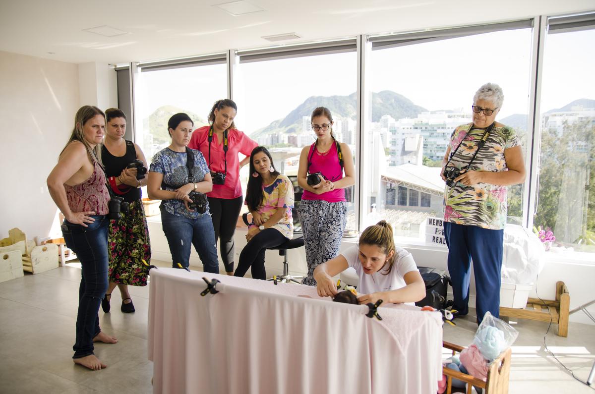 Imagem capa - Treinamento Técnico Newborn For Real - RIO DE JANEIRO por Amanda Angelo