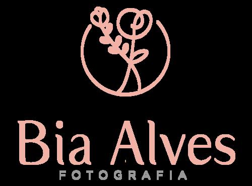 Logotipo de Bia Alves