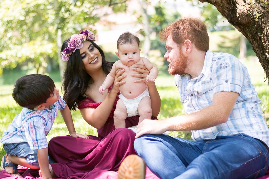 Imagem capa - Como manter a harmonia na família por Giscellayne Rodrigues Perez