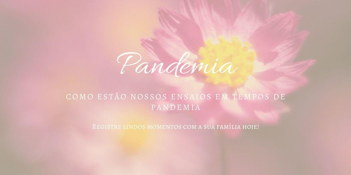 Imagem capa - Diário de uma fotógrafa na Pandemia! por Giscellayne Rodrigues Perez